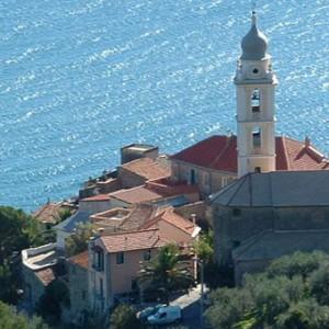 chiesa di Rollo, andora